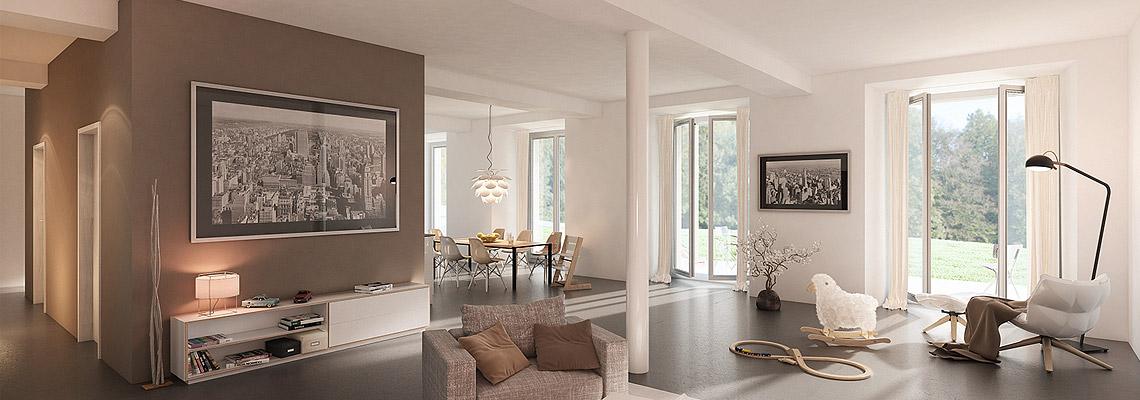 b reloft loftwohnungen mieten oder kaufen in b restwil zh. Black Bedroom Furniture Sets. Home Design Ideas